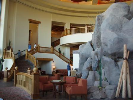 Wild Horse Pass Resort Lobby